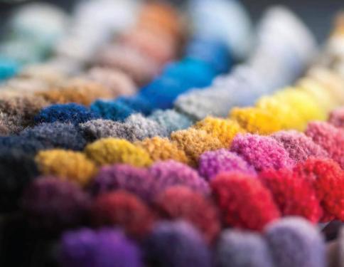 цвета ковров